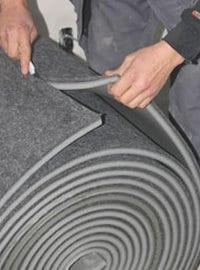 geluidsisolatie beton vloeren